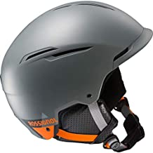 Rossignol Templar Impacts Boy Casco de esquí Junior, Unisex niños, Grey, ...