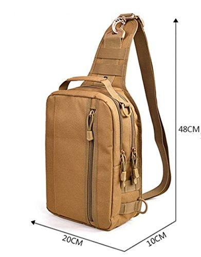 Man Bag/Geschleudert Sport Umhängetasche/ outdoor wasserdichte Tasche A