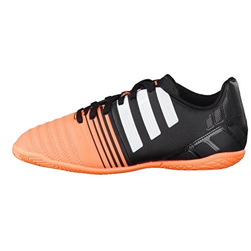 Boys Hall Chaussures de Football Nitrocharge 4.0 IN Jr Noir - Noir