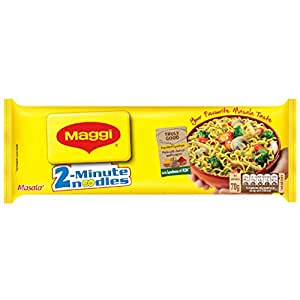 Maggi Nestle 2-minute Instant Noodles, Masala - 420g Pouch