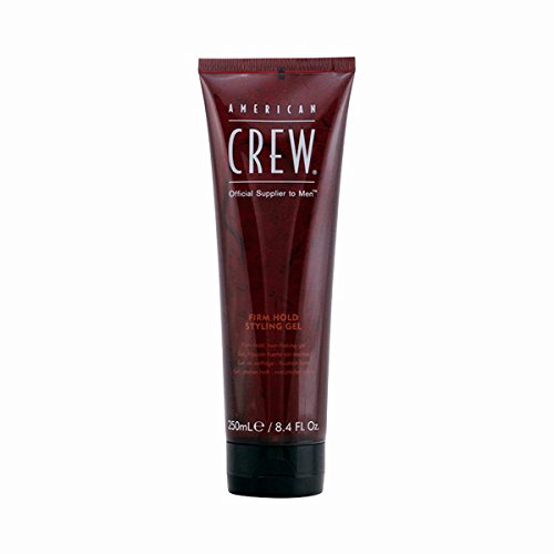 American Crew Classic Firm Hold Styling Gel,250ml - Classic-firm Hold Gel