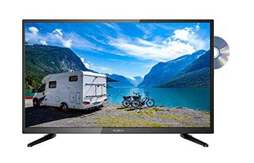 Reflexion LDD3288 81,28 cm (32 Zoll) LED-TV mit integriertem DVD-Player, DVB-S2, DVB-C, DVB-T2 HD und Analog-Kabel