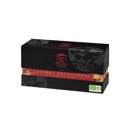Thés de la Pagode coffret Chine impériale 30 sachets