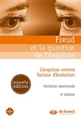Freud et la question de l'angoisse Broché