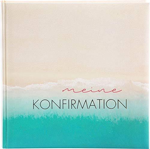 Goldbuch Konfirmations-Fotoalbum Meeresgeflüster