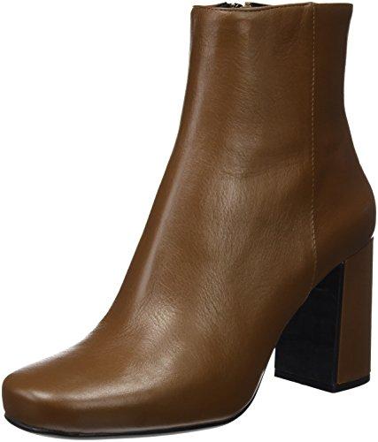 Lola Cruz Ladies 028t10bk Boots Brown (cuero)