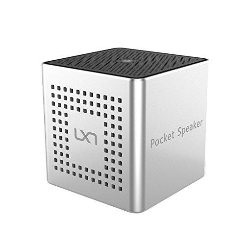 Musikbox LX7 Wireless Cube LX-851 Portable Bluetooth 4.1 Lautsprecher Mini Speaker klein Lautsprecherbox (10 Stunden Musik Wiedergabe & NFC easy Pairing Mode)