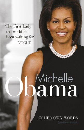 Michelle Obama In Her Own Words (English Edition) (Der Club Churchill)