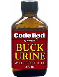 Code Blue CR Buck orina (2 onzas)