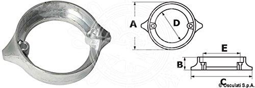 Osculati Anode aus Magnesium f. Volvo Penta Duo Prop 852182 -