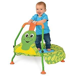 Galt Toys 1004471 – Kindertrampolin Schildkröte