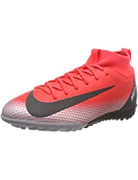NIKE Jr Sperfly 6 Academy GS Cr7 TF, Chaussures de Football Mixte Enfant