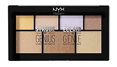 NYX Strobe of Genius Illuminating Palette from NYX