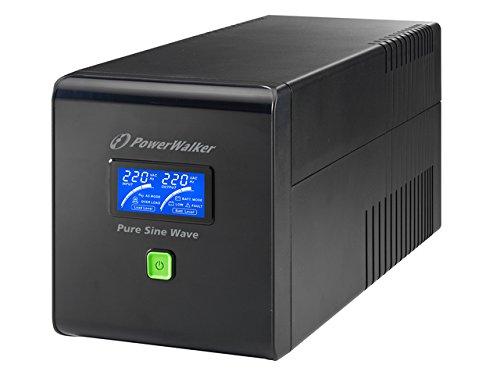 PowerWalker VI 750 PSW Line-Interactive Unterbrechungsfreie Stromversorgung -