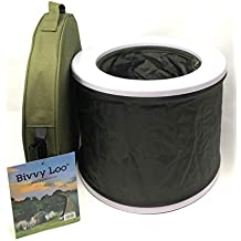 inodoro portátil para acampar - Festival WC - WC para la pesca - al aire libre