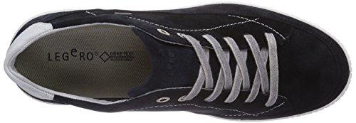 Legero - Topino Surround, Sneaker basse Uomo Blu (Blau (OCEAN 80))