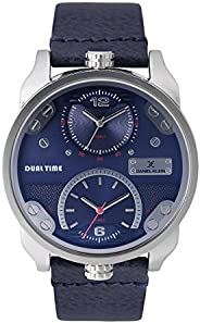 Daniel Klein Analog Blue Dial Men's Watch - DK111