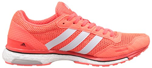 adidas Damen Adizero Adios 3 Laufschuhe Rot (solar Red/ftwr White/core Black)