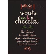 1001 secrets sur le chocolat