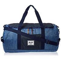 Herschel Unisex-Adult Sutton Duffle Bag, Faded Denim - 10348