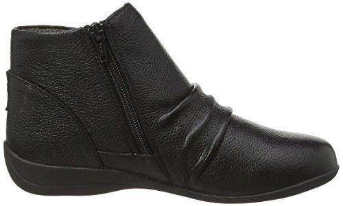 Padders Carnaby, Bottes Classiques femme Noir (Black)