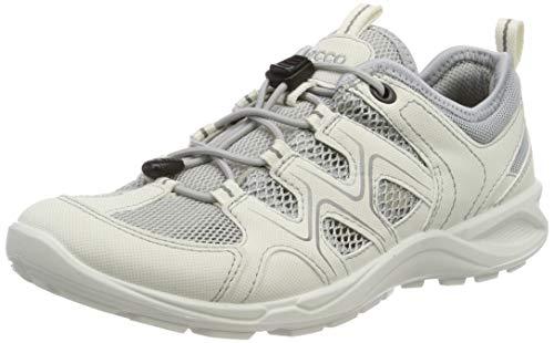 ECCO Damen TERRACRUISELTW Sneaker, Weiß (Shadow White/Concrete 54696), 40 EU (Ecco Frauen Schuhe Sport)