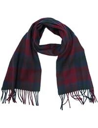 Ingles Buchan - Écharpe de kilt écossaise - tartan 100% laine