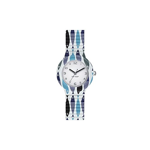 BREIL HIP HOP Uhren Summer BLUE FISHES Damen Multi farbigen - HWU0791 (Damen Multi Farbigen)