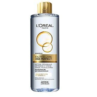 L 'Oréal Paris Age Perfect agua micelar para pieles matures/sensibles 400ml