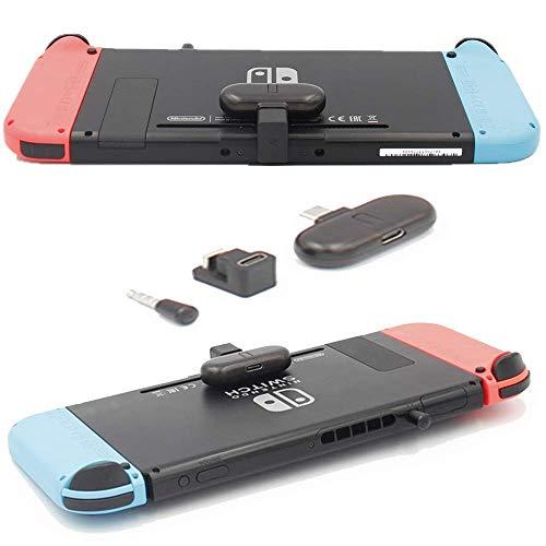 Kabelloser Bluetooth Adapter Kompatibel mit Nintendo Switch, GULIKIT ROUTE + Drahtloser Audio Kopfhörer Sender Lautsprecher USB Typ-C Adapter Sender und Transceiver Kompatibel mit Nintendo Switch - 2