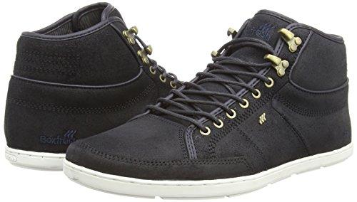 Boxfresh Swapp Prem Blok, Sneakers Hautes homme Bleu (Blue)