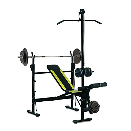Banc de Musculation Fitness Entrainement Complet...