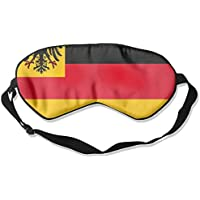German Flag 99% Eyeshade Blinders Sleeping Eye Patch Eye Mask Blindfold For Travel Insomnia Meditation preisvergleich bei billige-tabletten.eu
