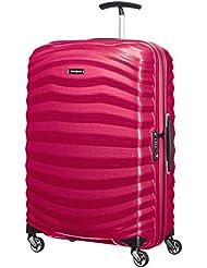 Samsonite Lite-Shock Spinner 4-Rollen Trolley 69 cm bright pink