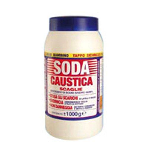Preisvergleich Produktbild SODA CAUSTICA SCAGLIE kg 1.00 MARTEN