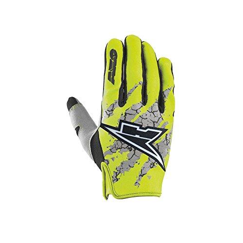 Axo Handschuhe SX evo, gelb, Größe L