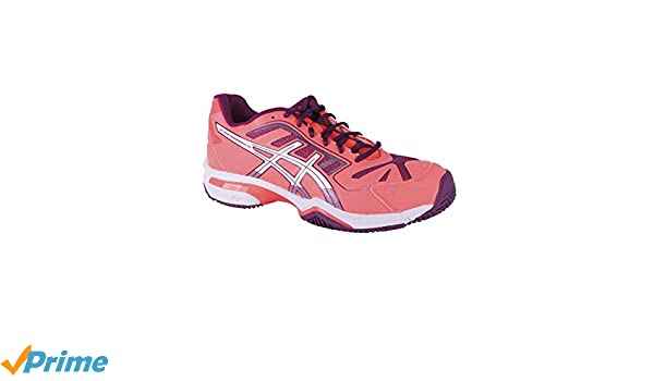Asics Gel Padel Professional 2 SG, couleur rouge, taille uk-5.5