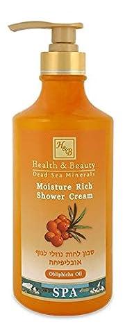 Health & Beauty Buckthorn Obliphicha Oil Moisture Rich Shower Cream, 780 ml