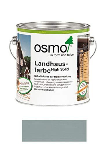 OSMO Landhausfarbe 2742 Verkehrsgrau 2,5 L