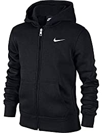 Nike - Young Athletes 76 - Brushed Sweat-shirt à capuche zippé - Mixte Enfant