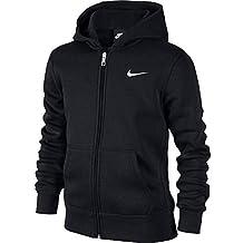 Nike 619069-010 - Sudadera con capucha para niños 024eeefd68767