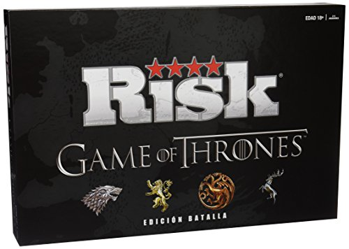 JUEGO DE TRONOS Risk Ed. Batalla (81212), multicolor (ELEVEN FORCE