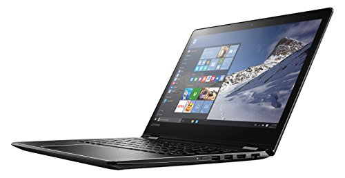 "Lenovo Yoga 510-14IKB - Portátil convertible de 14"" HD (Intel Core i3-7100U, RAM de 8 GB, SSD de 256 GB, AMD Radeon R5 M430 de 2 GB, Windows 10 Home) negro - teclado QWERTY Español"