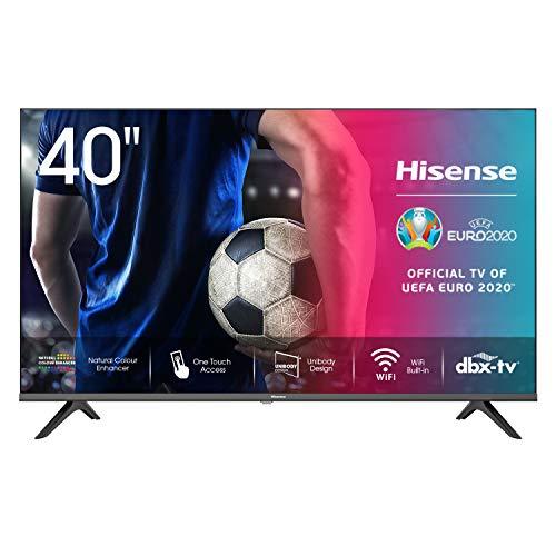 Imagen de Televisores Smart Tv Hisense por menos de 300 euros.