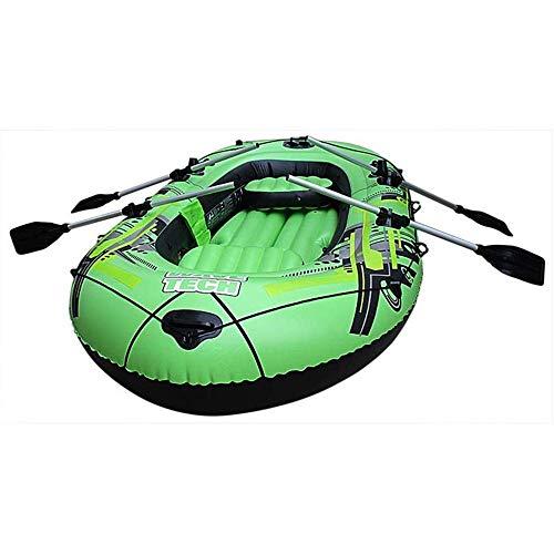 LLSZ 3 Personas Inflable Tandem Kayak Aguas bravas
