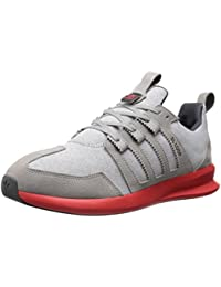 Adidas Originals Women's SL Loop Runner Sneaker Solid Grey/Grey Heather/Poppy 9.5 B(M) US