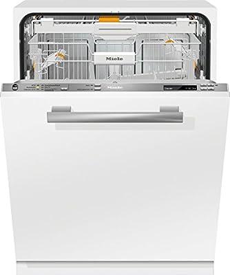 Miele G6775 SCVi XXL D ED230 2,0 Lavavajillas de integración total, A +++, 213 kWh, 14 MGD, QuickPowerWash, seca sin dejar restos con la tecnología AutoOpen