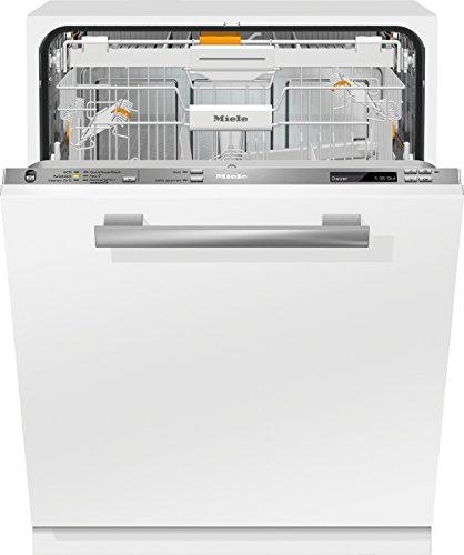 Miele G6775 SCVi XXL Geschirrspüler Vollintegriert / A+++ / 213 kWh / 14 MGD / QuickPowerWash / Alles restlos trocken AutoOpen-Trocknung