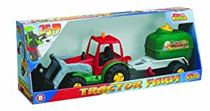AVC - Tractor Pala Remol.Cisterna En Caja