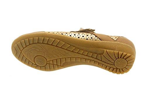 PieSanto , Escarpins pour femme beige - Duna